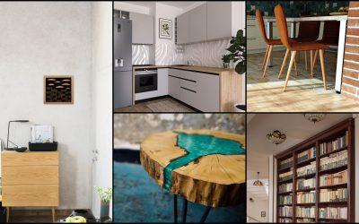 Producători locali de mobilier din Cluj