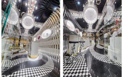 Locația Sabion din Iulius Mall Cluj Napoca – finalistă la marele concurs internațional de design interior SBID, în urma unei investiții de peste 80.000 euro