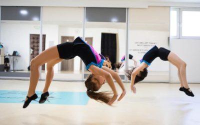 """Interviu cu Orsi și Andrei despre școala de dans """"Step Up Dance"""""""