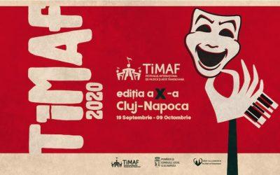 Începe cea de-a zecea ediție a Festivalului Internațional de Muzică și Artă Transilvania – TiMAF