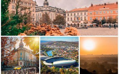 Cele mai frumoase poze din Cluj postate în luna octombrie pe Instagram