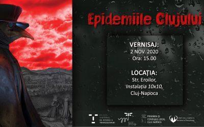 Epidemiile Clujului – vernisaj