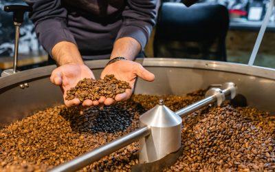 #HowItsMade: Cum se prăjește cafeaua la Hot Pipes Roastery