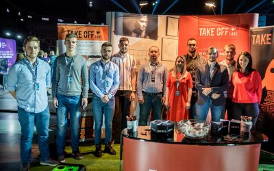 Take Off Labs angajează la Târgul de Cariere Cluj