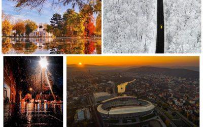 Cele mai frumoase poze din Cluj postate în luna noiembrie pe Instagram