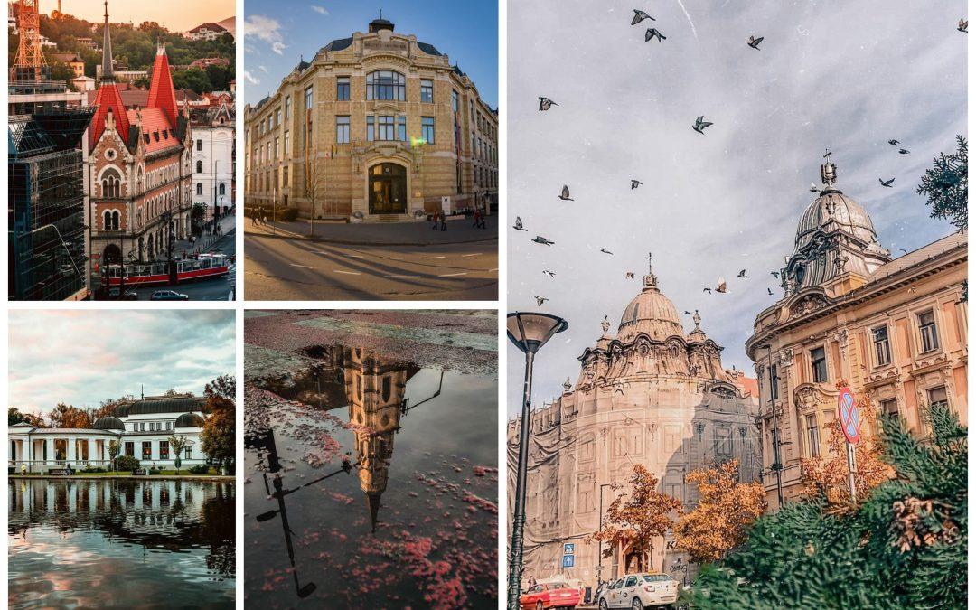 Clădirile Clujului: bijuterii arhitecturale de neratat