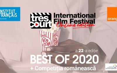 Festival Très Court 2020 – Best Of și Competiția românească