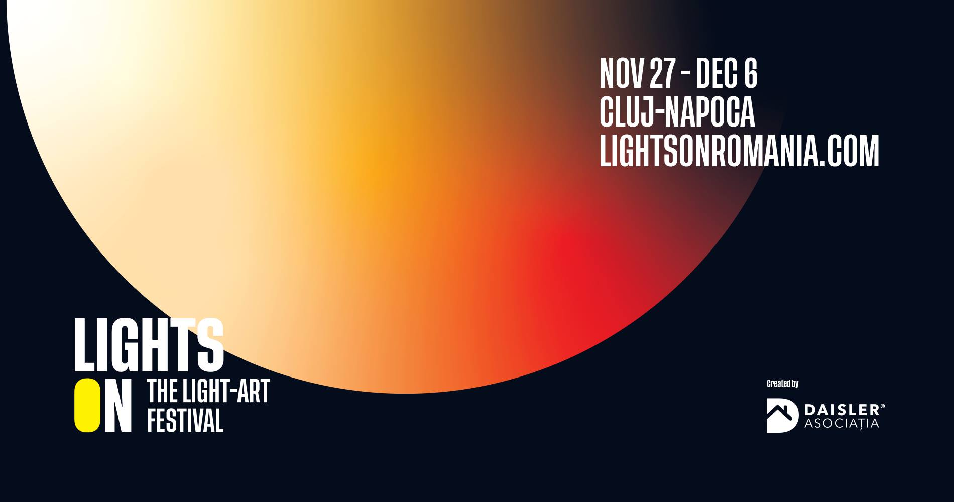 Lights On Romania 2020 - Solitude Edition