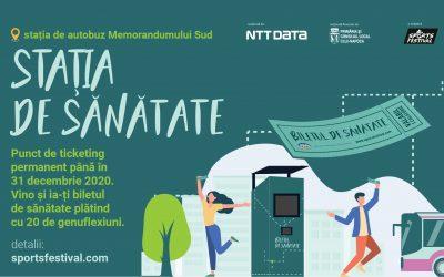 NTT DATA România, noul partener al Biletului de Sănătate