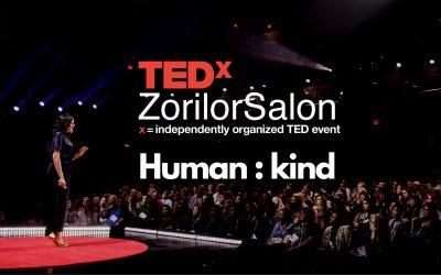 TEDxZorilorSalon Human : kind