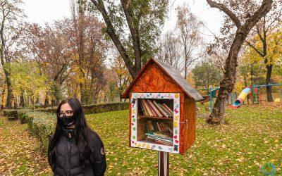 Com'ON Cluj-Napoca '20 la final: căsuțe cu cărți în Parcul Armătura, yoga și pictură pe malul Someșului, dar și tabere și ateliere pe Zoom. 46 de inițiative puse în practică de tinerii clujeni în această toamnă