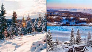 escapade de iarnă