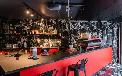 Am fost în vizită la noul coffee-shop deschis de Hot Pipes Roastery