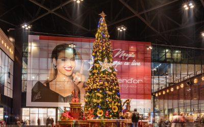Programul mall-urilor și centrelor comerciale din Cluj de Crăciun și Revelion