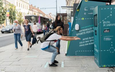 Biletul de Sănătate se extinde. Exercițiile tale îți pot aduce reduceri la biletele marilor festivaluri din România