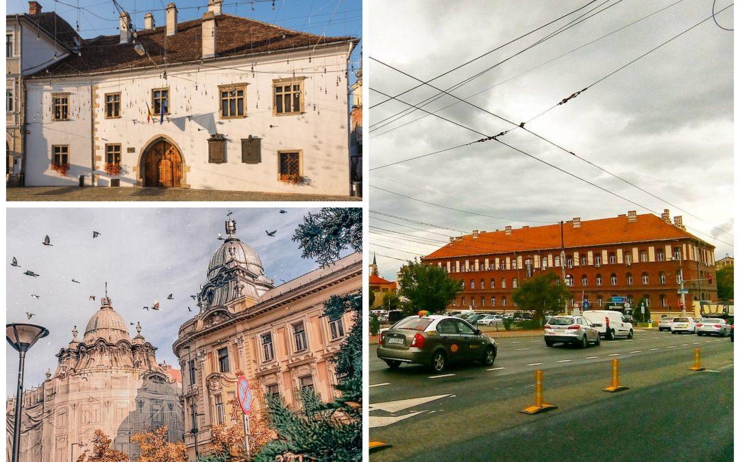 Clădirile istorice ale Clujului: 7 case impresionante