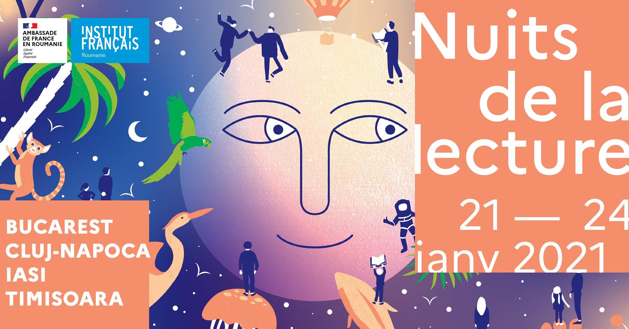 Les Nuits de la Lecture - Nopţile Lecturii