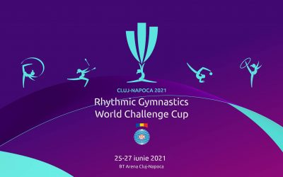 Rhythmic Gymnastics World Challenge Cup Cluj Napoca