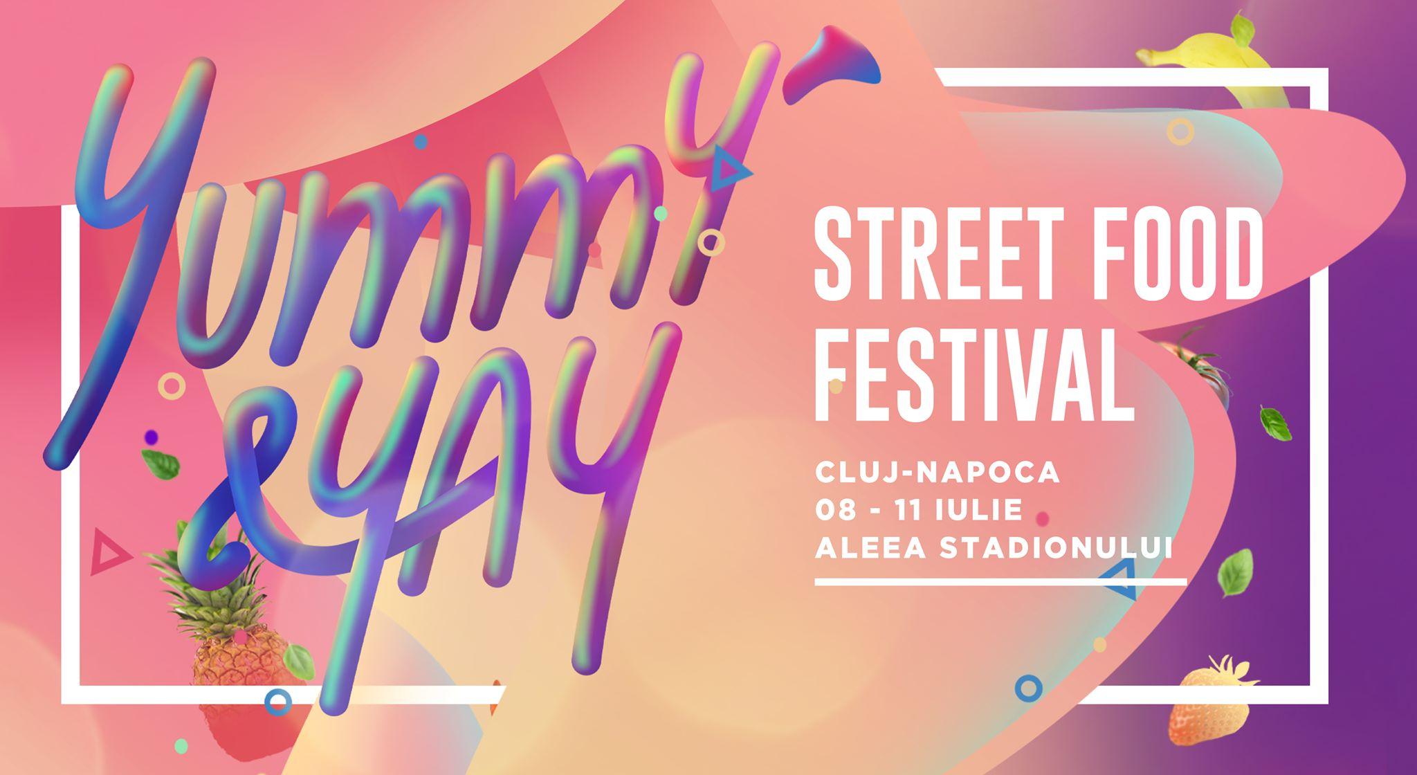 Street FOOD Festival Cluj-Napoca 2021