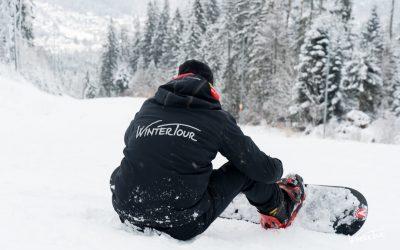 A început o nouă ediție a caravanei Winter Tour | 2021: Back to basics