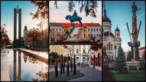 Poveștile celor mai cunoscute statui din Cluj