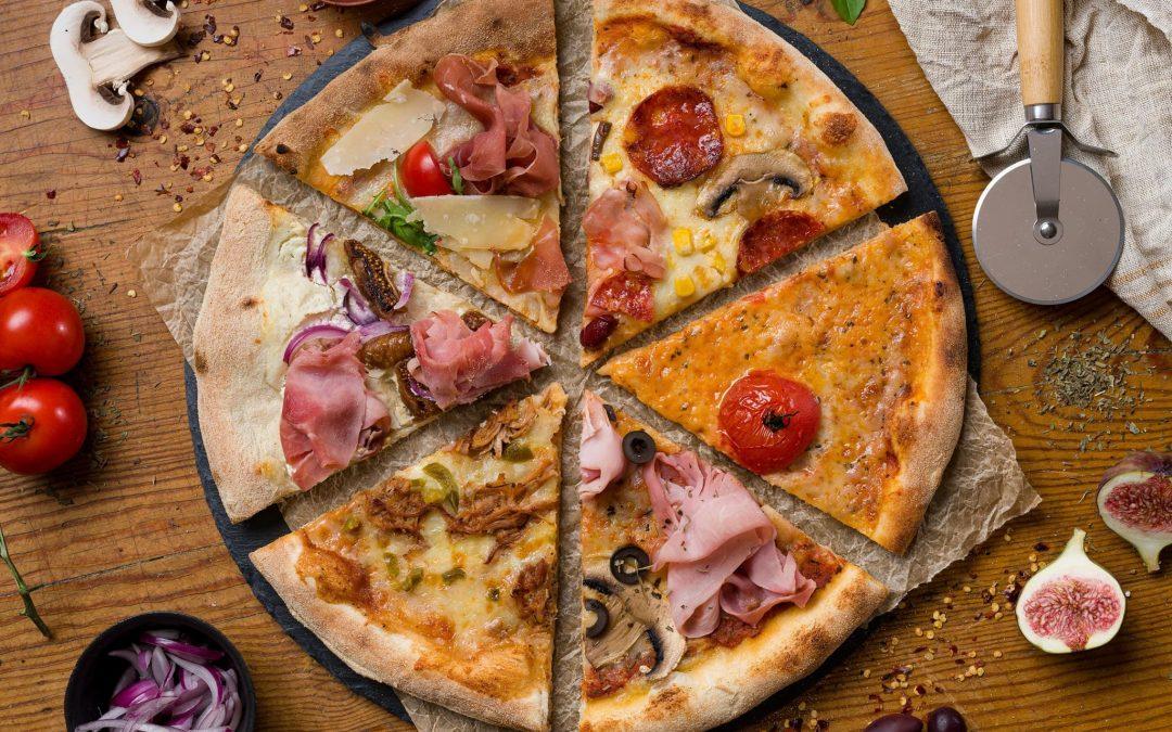 Am testat câteva sortimente de pizza din meniul de la Crusta