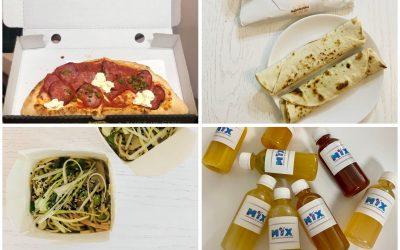 Nume noi pe piața de delivery din Cluj: MIX, Crusta, Manoushe și Phu King Noodles