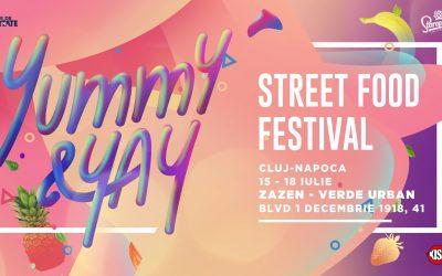 Street FOOD Festival Cluj-Napoca