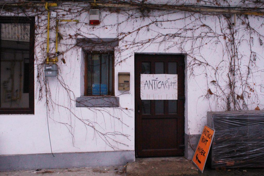 Anticariat Hașek