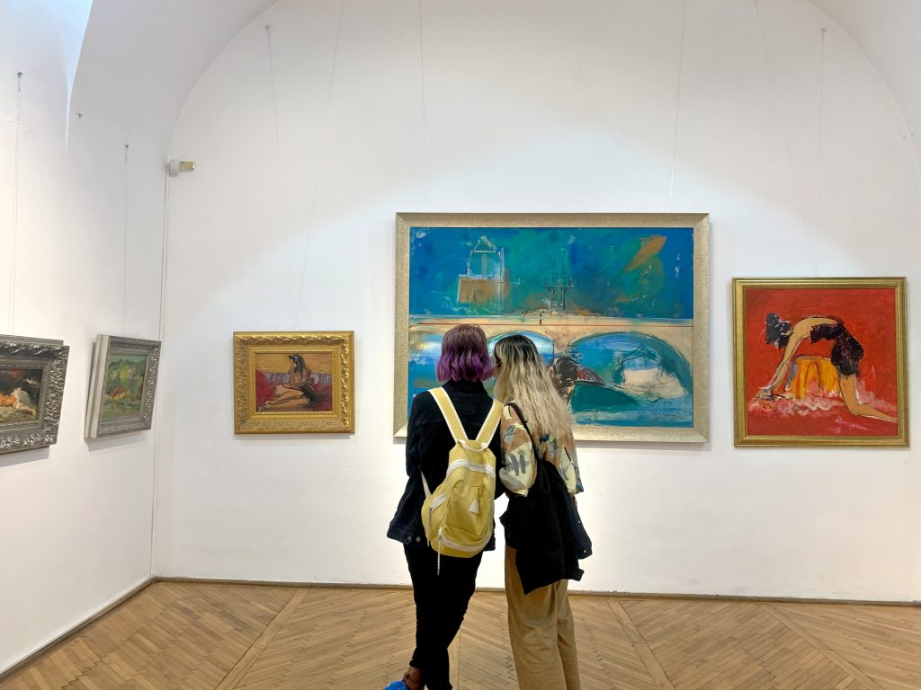 spații de artă din Cluj