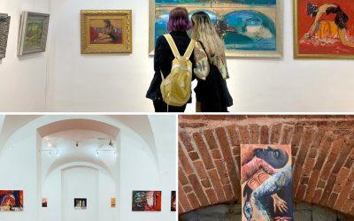 Spații de artă din Cluj: o selecție de expoziții remarcabile din ultimele luni