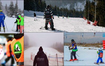 Instructori și școli de ski sau snowboard în apropiere de Cluj