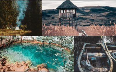 Rezervații naturale aproape de Cluj