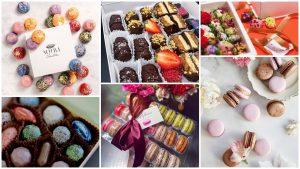 Dulciuri speciale produse în Cluj: 6 variante care înlocuiesc cutiile clasice de bomboane