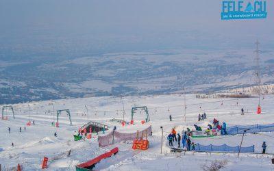 Sporturi de iarnă și unde le poți practica în județul Cluj