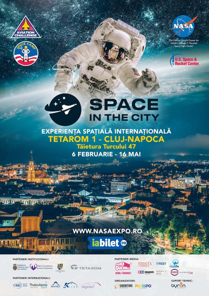 space in the city