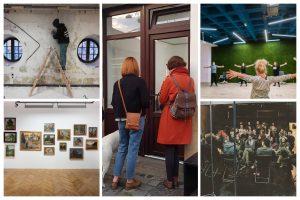 Ce se mai întâmplă cu spațiile artistice din Cluj?
