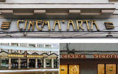 Poveștile cinematografelor din Cluj