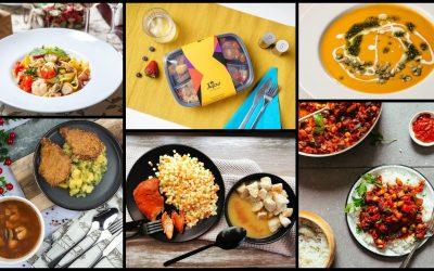 #HomeDelivery: Meniuri delicioase la prețuri convenabile atunci când lucrezi de acasă