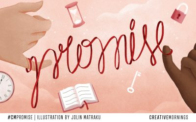 Virtual CreativeMornings Cluj on Promise