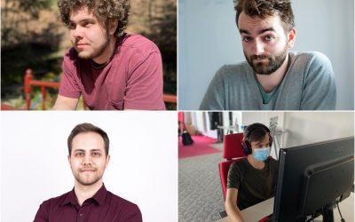 """""""Cum am crescut în echipa Salt & Pepper?"""" Patru oameni împărtășesc povestea lor spre poziția tehnică pe care o ocupă astăzi"""