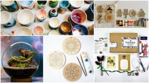 5 seturi creative #DIY pe care le poți avea direct la tine acasă