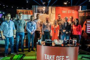 Take Off Labs te cheamă pe terenul virtual de la Târgul de Cariere Cluj