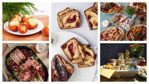 Produse locale pentru masa de Paște și meniuri ready to eat