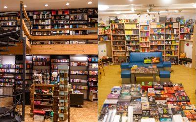 Industria literară clujeană în vremuri de pandemie – de vorbă cu Bookstory și Cărturești
