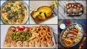 mâncare vegetariană sau vegană de paște