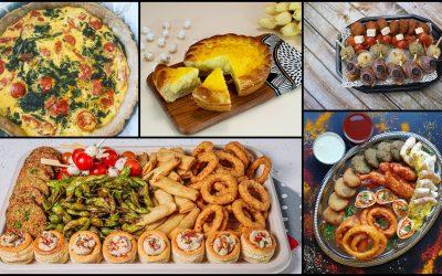 De unde poți să comanzi mâncare vegetariană sau vegană de Paște