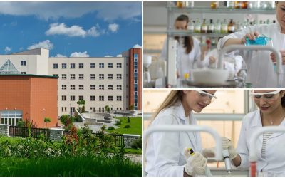 Cum e să fii student la… Facultatea de Farmacie din Cluj