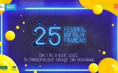 Festivalul Filmului Francez (FFF) din România celebrează 25 de ani cu o ediție aniversară, de vară