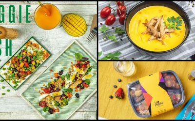 #HomeDelivery: Mâncare sănătoasă pentru toată săptămâna
